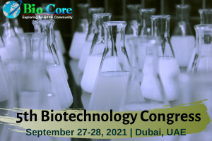 4th World Congress and Expo on Biotechnology and Bioengineering