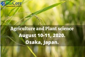 International Conference on Agriculture and Plant Science