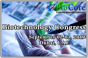 2nd World Congress and Expo on Biotechnology and Bioengineering