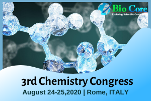 4th World Congress and Expo on chemistry